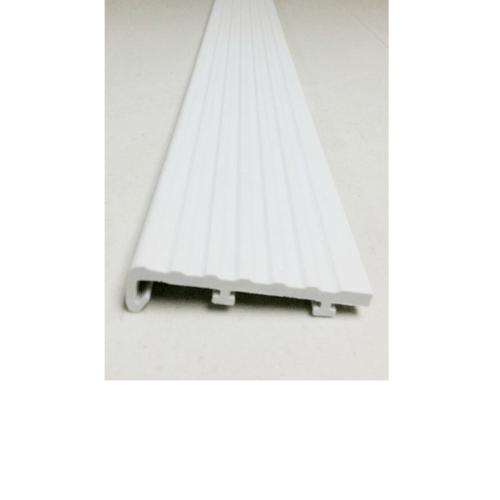- จมูกบันได  ขนาด 3ม.111 WL50 สีขาว