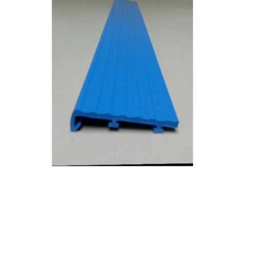 - จมูกบันได ขนาด  3ม. WL50 สีฟ้าเข้ม 641