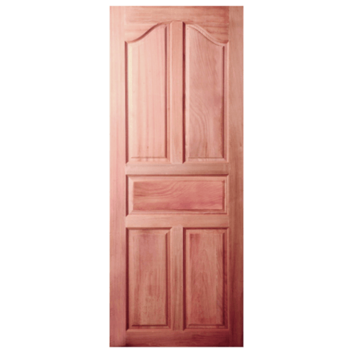 BEST ประตูไม้สยาแดง ขนาด100x200cm.   GS-30