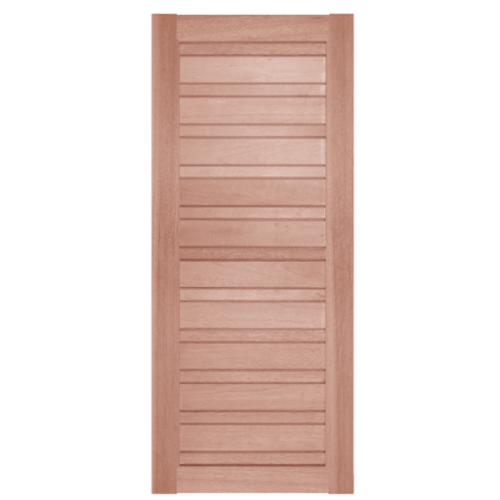 BEST ประตูไม้สนนิวซีแลนด์  80x200 ซม.  GS-53