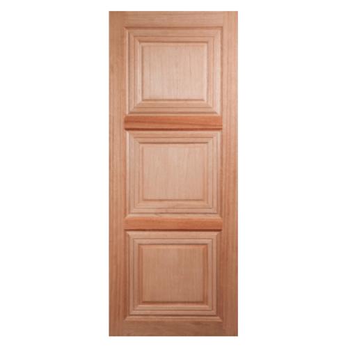 BEST ประตูไม้สยาแดง  110x240 cm. GS-41