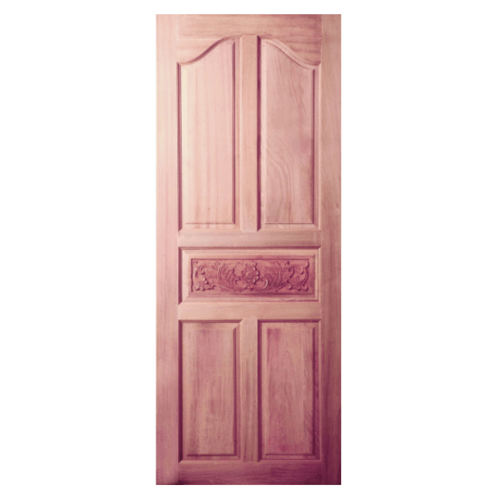 BEST ประตูไม้จาปาร์ก้า ขนาด80x205 cm. GC-52