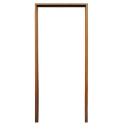 BEST วงกบประตูไม้เนื้อแข็ง ขนาด200x220cm.  -