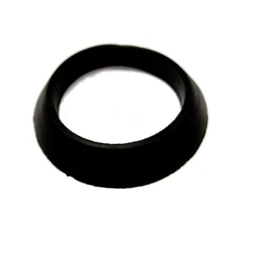 BIG WAY ยางแกนน้ำออกกลาง -  สีดำ