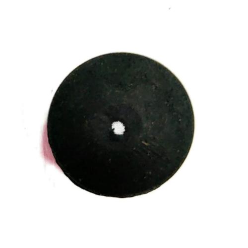 BIG WAY แผ่นยางแกนก๊อก3/4นิ้ว (10ตัว/ถุง) สีดำ