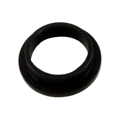 BIG WAY ประเก็นท่อน้ำทิ้ง1.1/4นิ้ว แบบมีบ่า สีดำ