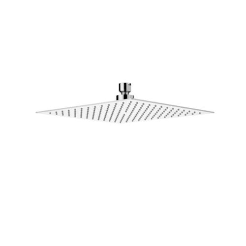 KOHLER หัวฝักบัวแคตทาลิสก้านแข็งทรงเหลี่ยมแบบบางขนาด 10 นิ้ว  คอนเทมโพรารี่ 73040T-CL-CP
