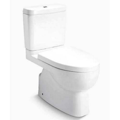KOHLER ถังพักน้ำ(ไม่รวมอุปกรณ์) สำหรับสุขภัณฑ์สองชิ้น รีช 4979X-LT-0 สีขาว