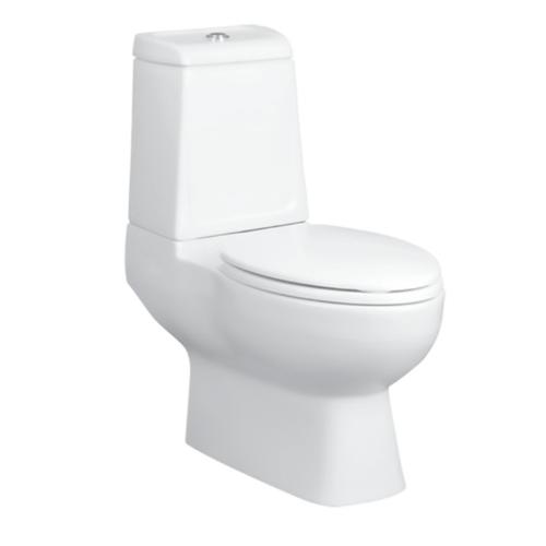 karat โถสุขภัณฑ์ซีลีนดูอัล  K-8786  สีขาว