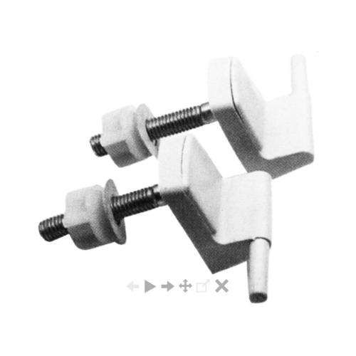 karat ชุดหูฝารองนั่ง GS1052469-4E สีขาว