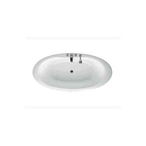 KOHLER อ่างอาบน้ำอะครีลิค รุ่น เพรสคิวล์ K-6060X-0  ขาว