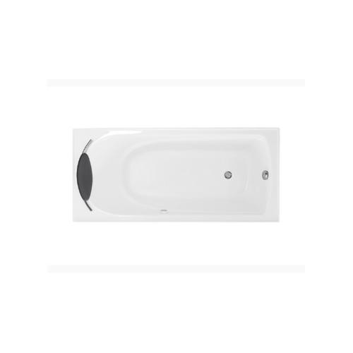 KOHLER อ่างอาบน้ำอะครีลิค  รุ่น รีเกตต้า K-11303X-G2 (ปุ่มด้านขวา)  ขาว