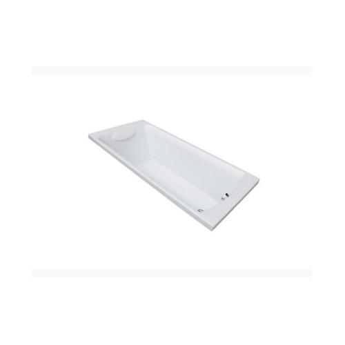 KOHLER อ่างอาบน้ำอะครีลิค รุ่น แพททีโอ 1500 K-45703X-0  ขาว