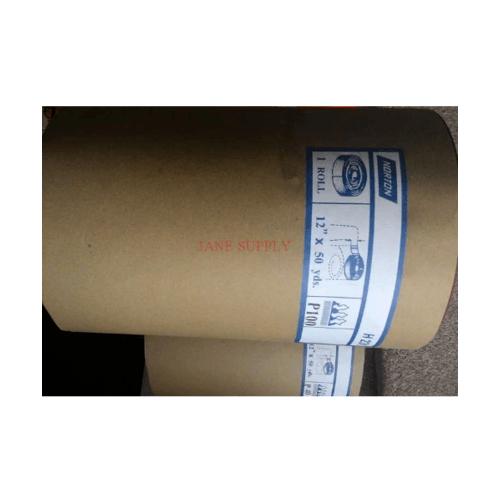 NORTON  กระดาษทรายม้วนอินโด  H231#80