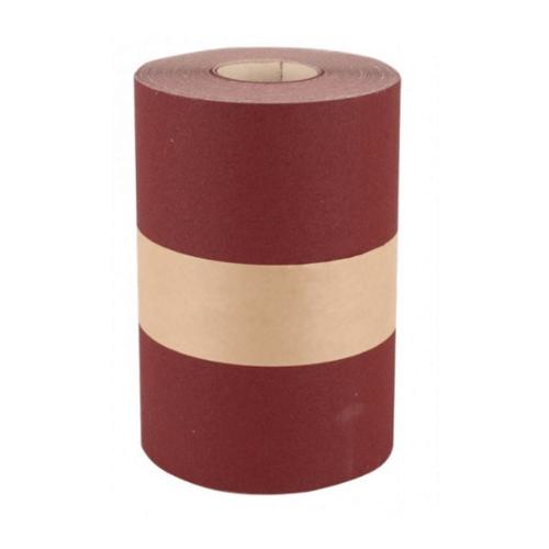 NORTON กระดาษทรายม้วนอินโด #40 (45ม./ม้วน) H231 สีน้ำตาลเข้ม