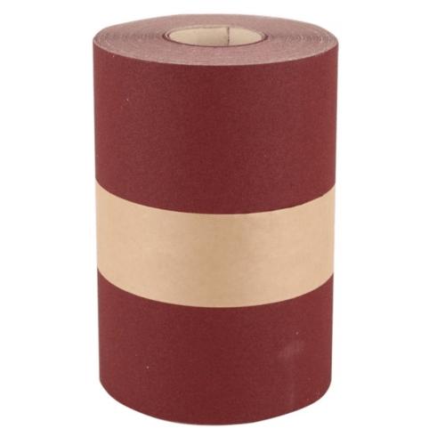 NORTON  กระดาษทรายม้วนอินโด #100 (45ม./ม้วน) H231 สีน้ำตาลเข้ม