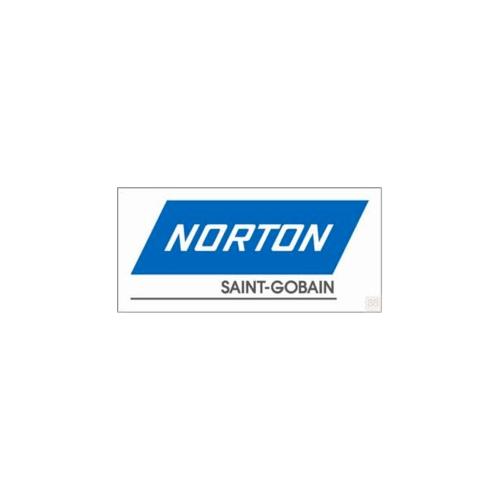 NORTON กระดาษทรายม้วนอินโด#120 (45ม./ม้วน)  H231 สีน้ำตาลเข้ม