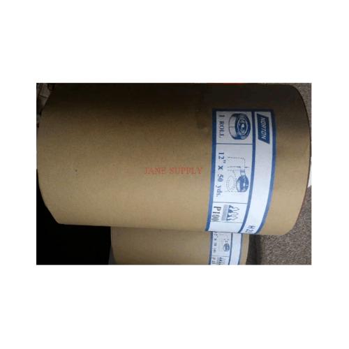 NORTON  กระดาษทรายม้วนอินโด #40 (45ม./ม้วน)  **บาร์โค๊ตแบ่งขาย ไม่ขอขึ้นขายหน้าเวปออนไล  กระดาษทรายม้วนอินโด #40 (45ม./ม้วน) สีน้ำตาล