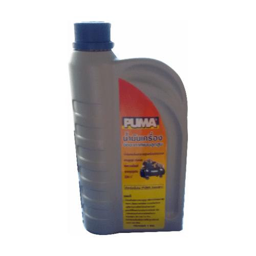 PUMA น้ำมันเครื่องลูกสูบ แบบกระป๋อง 1 ลิตร น้ำมัน PUMA 1 ลิตร