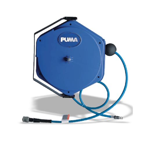 PUMA สายลมพร้อมโรล 6.5x10 mm. 20 M.  PM10-12LA น้ำเงิน