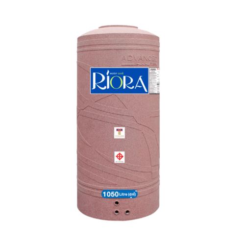 ADVANCE ถังเก็บน้ำบนดิน 1050 ลิตร (คละสี)  ริโอร่า