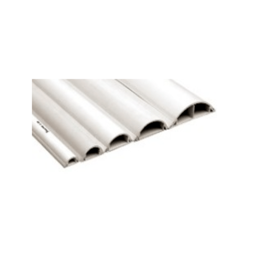 SCG รางเก็บสายไฟแบบวางพื้นSCG 15x50 รางเก็บสายไฟแบบวางพื้นSCG 15x50