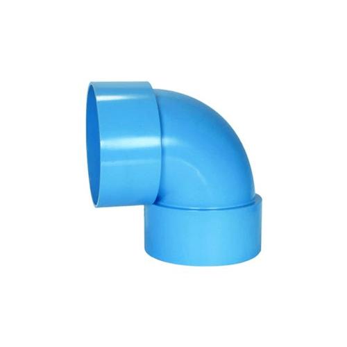 SCG ข้องอ90-บาง(55)  ขนาด 2 นิ้ว สีฟ้า