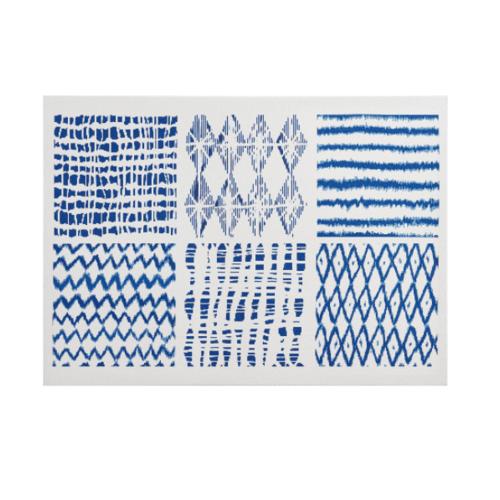 NICE รูปภาพพิมพ์ผ้าใบ Abstract ขนาด  70x50 ซม. (ก.xส.) C7050-25