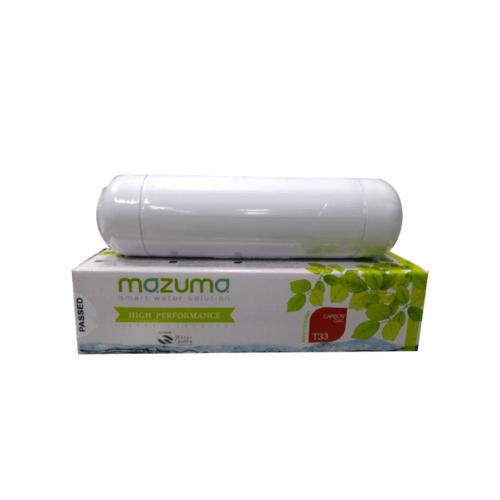 MAZUMA ไส้กรองคาร์บอน T33 ไส้กรองคาร์บอน T33
