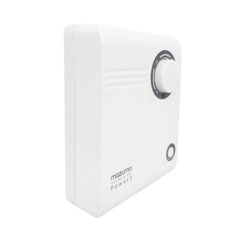 MAZUMA เครื่องทำน้ำร้อน 6000W. Power3 6.0 kw สีขาว