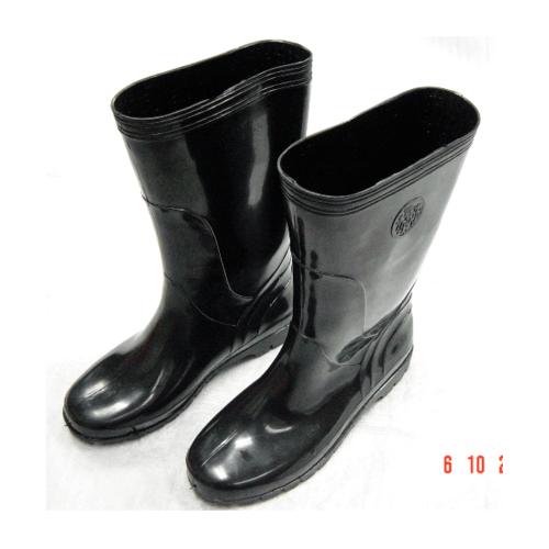 PIPE รองเท้าบู้ทยาว  เบอร์ 12 สีดำ