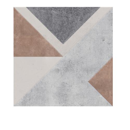 DURAGRES 12x12 มายเวย์ เกรย์  (11P) A.