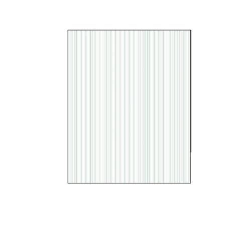 DURAGRES 8x10 ฟิวส์กรีน  LD-111 สีเขียว