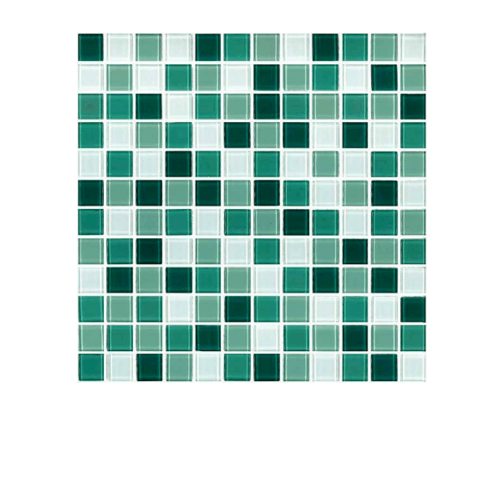 DURAGRES โมเสคแก้ว  GL-7770-Pale Dark Green A.