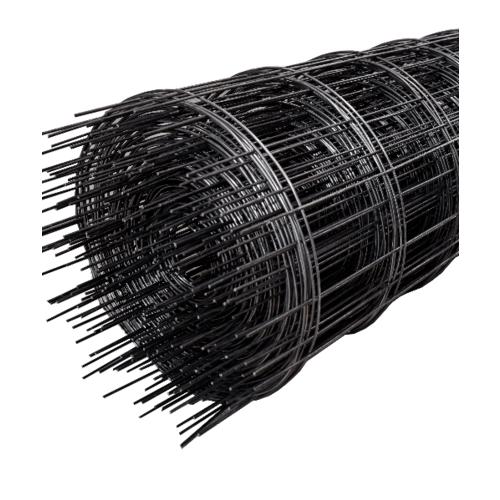 -  ตะแกรงไวร์เมช  4.0 mm. 20 x 20  ขนาด 3.0 x 30 (ม้วน) ตะแกรงไวร์เมช 4 มม. 20 x 20 ขนาด 3.0x30 สีดำ