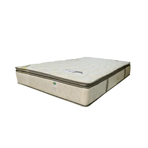 WEWINNER ที่นอนสปริง  Sleeper  5x9 ผ้านอก ขาว , ทอง