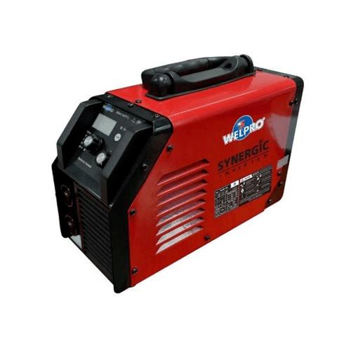 WELPRO เครื่องตัดพลาสม่า  WELCUT40PFC สีแดง