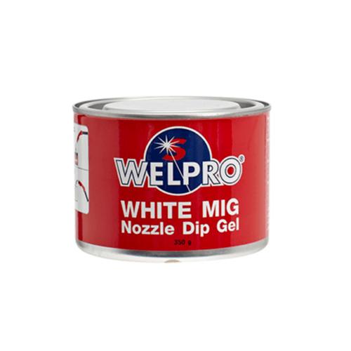 WELPRO น้ำยาทำความสะอาดท่อหัวเชื่อมมิก  MIG   สีแดง