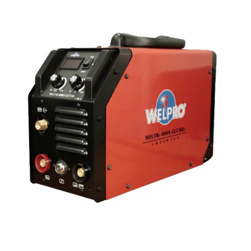 WELPRO เครื่องเชื่อมและตัด 3 ระบบ INVERTER  WELTIG MMA CUT 160