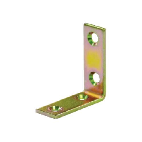 Pansiam เหล็กฉาก ขนาด 15*60*2mm (4ตัว/แพ็ค) -  สีรุ้ง