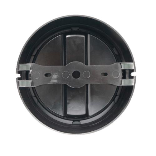 RACER  ดาวน์ไลท์แอลอีดี 8 นิ้ว 18W DL ติดลอยกลม อีโวเทค สีดำ