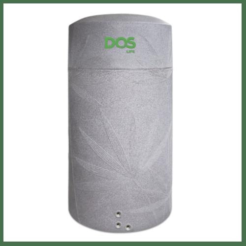 DOS ถังเก็บน้ำ 1000L สีแกรนิตเทา + ปั้มน้ำ NATURA WETER PAC