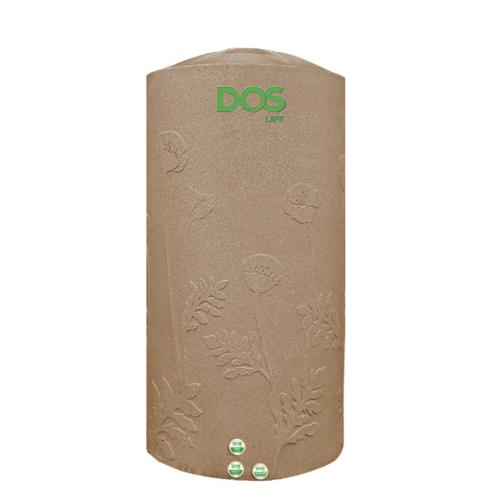 DOS ถังเก็บน้ำบนดิน NANO-1000 L. (สีแกรนิตชมพู) BONNIE