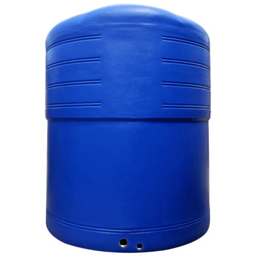DOS ถังเก็บน้ำบนดิน DRT 5000L . ECOJAZZ สีฟ้า