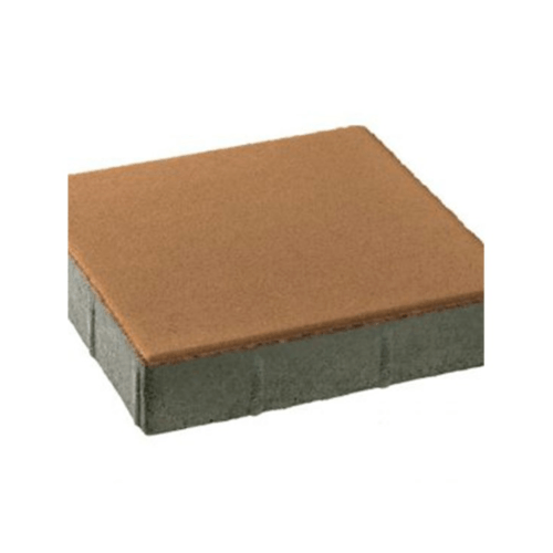 KC บล็อคสี่เหลี่ยม  30x30x4ซม. สีเหลือง