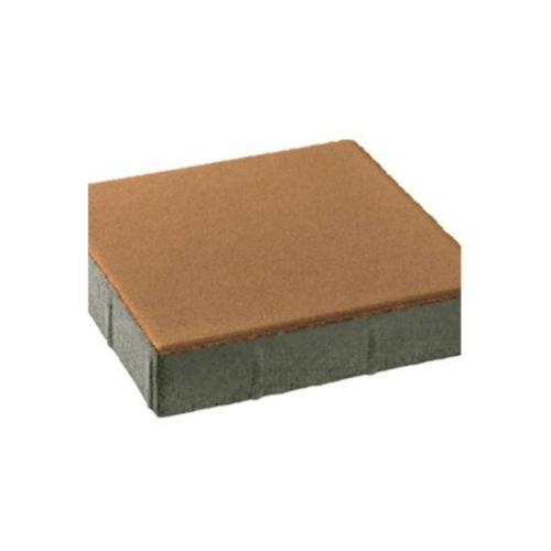 KC บล็อคสี่เหลี่ยม  30x30x6ซม. สีเหลือง