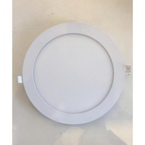 HI-TEK ดาวไลท์พาเนลกลม18วัตต์แบบฝัง แสงขาว HFLEPR018D สีขาว