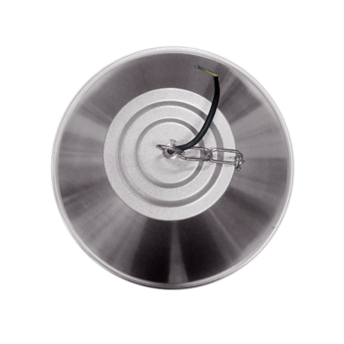 Macan โคมไฮเบย์แอลอีดี100วัตต์ แสงขาว MFIHL0100D สีโครเมี่ยม