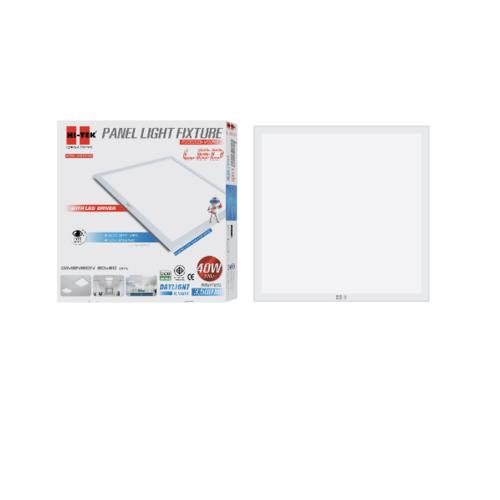 HI-TEK โคมLED Panel Eco Series 40W(60x60) แสงขาว  แบบฝัง
