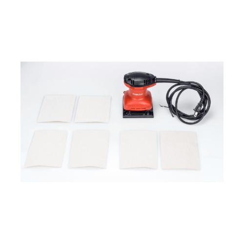 MAKTEC เครื่องขัดกระดาษทรายสั้น MT925 ส้ม-ดำ